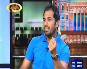 Mazaaq Raat On Dunya News (Comedy Show) - 10th September 2013