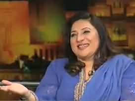 Mazaaq Raat On Dunya News (Musarrat Shaheen As Guest) – 1st October 2013