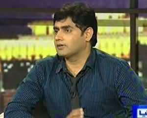 Mazaaq Raat Part 2 (EID Special on Dunya News) - 10th August 2013