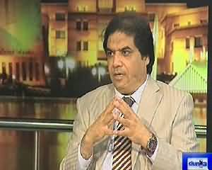 Mazaaq Raat (PMLN Hanif Abbasi) – 15th April 2014