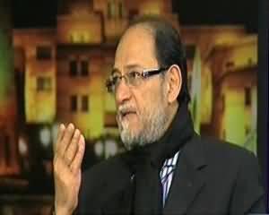 Mazaaq Raat (PMLN Leader As Guest) – 20th January 2014
