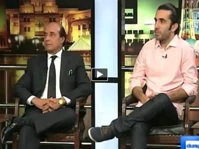 Mazaaq Raat (PPP Latif Khosa) – 6th May 2014