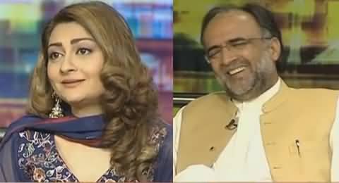 Mazaaq Raat (Qamar Zaman Kaira & Jaana) - 27th April 2016