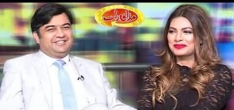 Mazaaq Raat (Raja Yassir Humayun & Rachel Gill) - 30th September 2019