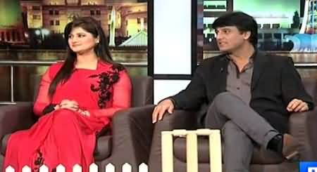 Mazaaq Raat (Rambo and Sahiba) – 4th March 2015