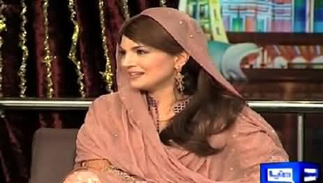 Mazaaq Raat (Reham Khan Eid Special) – 19th July 2015