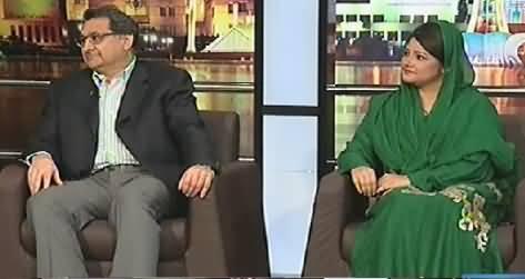 Mazaaq Raat REPEAT (Qasim Zia & Hina Nasrullah) – 20th October 2015