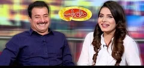 Mazaaq Raat (Sadaqat Ali Abbasi & Shumail Gulzar) - 2nd September 2019