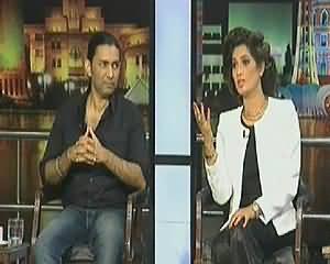 Mazaaq Raat (Sajjad Ali Singer and Jia Ali) – 11th March 2014