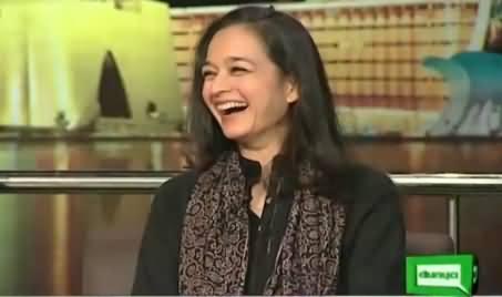 Mazaaq Raat (Samiya Mumtaz) – 12th August 2015