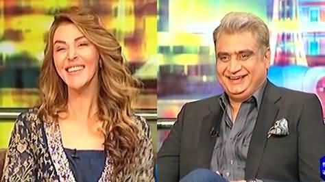 Mazaaq Raat (Sana Bucha, Hassan Waqas Rana) - 16th May 2017