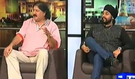 Mazaaq Raat (Sarfaraz Ahmad & Surjeet Ral RDB) – 28th October 2014