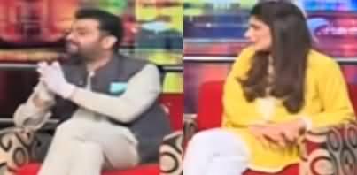 Mazaaq Raat (Sarmad Khoosat & Zainab Raza) - 8th July 2020