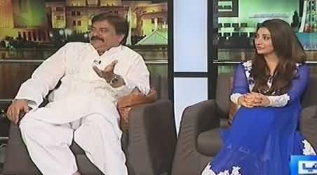 Mazaaq Raat (Shabbir Jan & Ayesha Khan) – 24th September 2014r