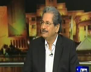 Mazaaq Raat (Shafqat Mehmood of PTI Special Guest) – 22nd October 2013
