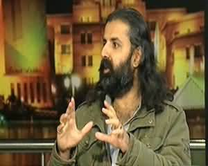 Mazaaq Raat (Shah Zain Bugti) – 9th December 2013