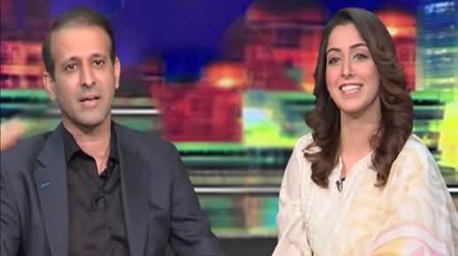 Mazaaq Raat (Shahzad Qureshi & Fatima Malik) - 8th June 2021