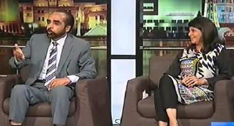 Mazaaq Raat (Siddiqui ul Farooq & Robina Ashraf) - 15th October 2014