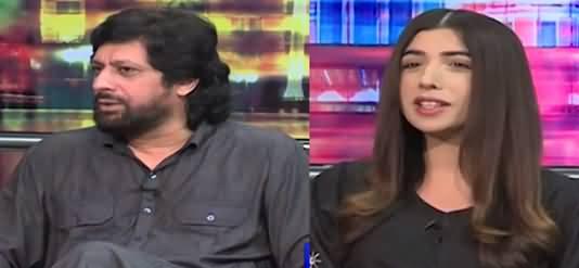 Mazaaq Raat (Singer Jawad Ahmed And Model Ramla Baig) - 9th August 2021