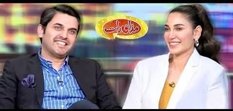 Mazaaq Raat (Sohaib Bharath & Abeer Rizvi) - 1st May 2019