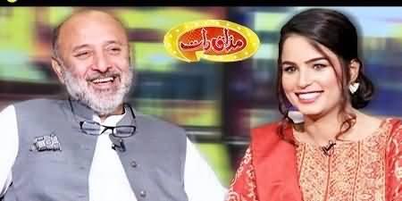 Mazaaq Raat (Syed Yawer Abbas & Mehreen Fatima) - 22nd October 2019