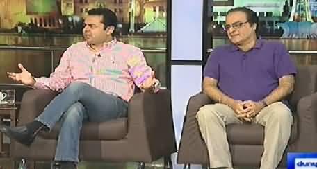 Mazaaq Raat (Talal Chaudhry) – 11th August 2014