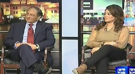 Mazaaq Raat (Tariq Azeem and Actress Khushbu) - 18th June 2014