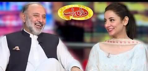 Mazaaq Raat (Yawar Abbas & Sarwat Gelani) - 24th May 2021