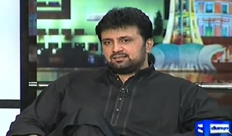 Mazaaq Raat (Zaiba Shahnaz and Asad Malik) – 18th November 2014