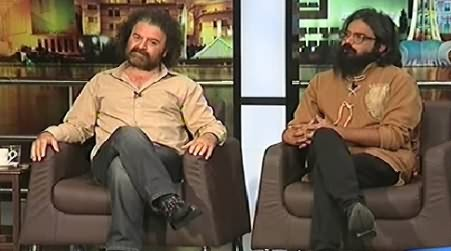 Mazaaqraat (Ayub Khosa & Asrar ul Hassan) - 17th November 2014