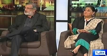 Mazaaqraat (Rashid Godil and Seemi Raheel) - 24th November 2014