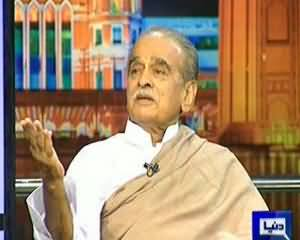 Mazaaq Raat On Dunya News (Comedy Show) - 9th September 2013