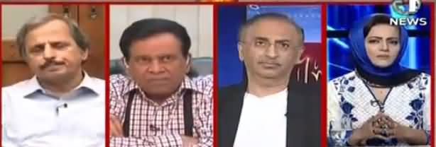 Mazhar Abbas Analysis on Rana Sanaullah's Arrest in Drug Smuggling Case