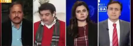 Mazhar Abbas Comments On Nusrat Javed's Allegation On Imran Khan