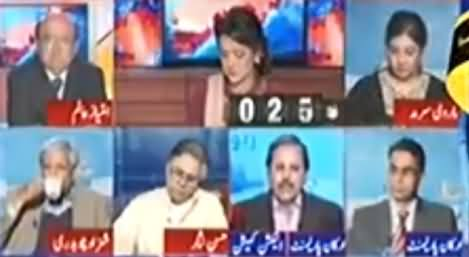 Mazhar Abbas Criticizing All Political Parties on Electoral Reforms