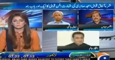 Mazhar Abbas's Realistic Analysis on Current Situation of Karachi