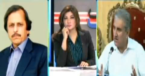 Mazhar Abbas Views on ECP's Report About Irregularities in Election 2013