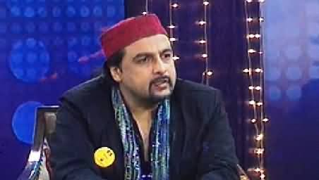 Mazrat Ke Saath (Eid Special with Some Political Discussion) – 8th October 2014