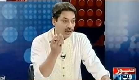 Mazrat Ke Saath (Faisal Raza Abidi Exclusive Interview) – 13th October 2014