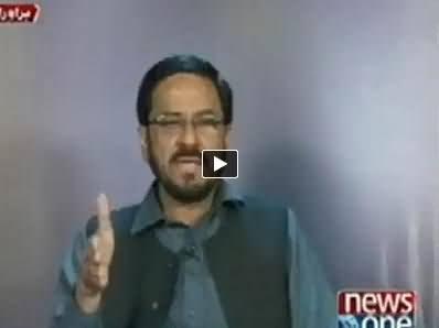 Mazrat Ke Sath (Kya Nawaz Sharif 5 Saal Complete Karein Ge?) – 15th May 2014