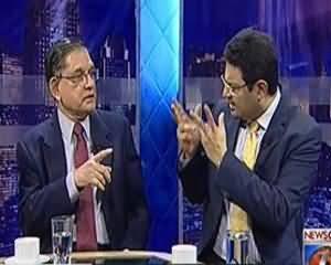 Mazrat Ke Sath (Nawaz Sharif Ke Intakhabi Naray Kahan Gayi) - 14th January 2014