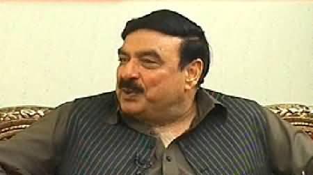 Mazrat Ke Sath (Sheikh Rasheed Ahmad Exclusive Interview) - 11th December 2014