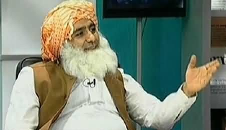 Media Azaad Hai (Maulana Fazal ur Rehman Dummy) – 11th January 2015