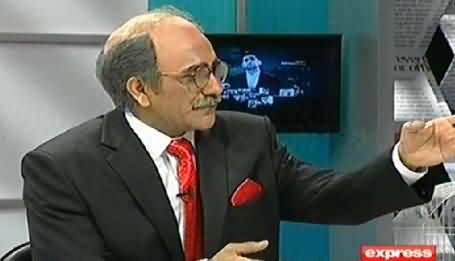 Media Azaad Hai On Express News – 12th July 2014