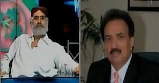 Media Azaad Hai On Express News – 19th February 2015