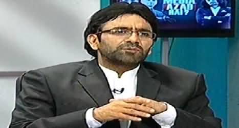 Media Azaad Hai On Express News – 20th July 2014