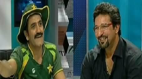 Media Azaad Hai On Express News – 21st December 2014