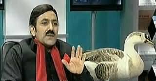 Media Azaad Hai On Express News – 22nd January 2015