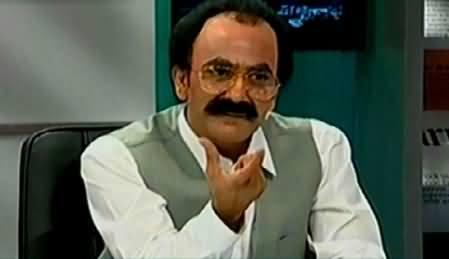 Media Azaad Hai On Express News – 22nd June 2014