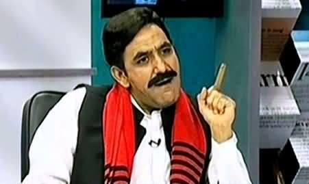 Media Azaad Hai On Express News – 23rd November 2014